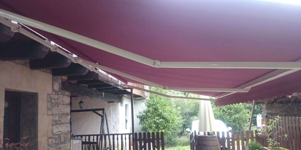 Awnings For Large Dimensions Monobloc Hng