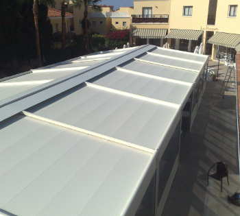 waterproof awning for catering